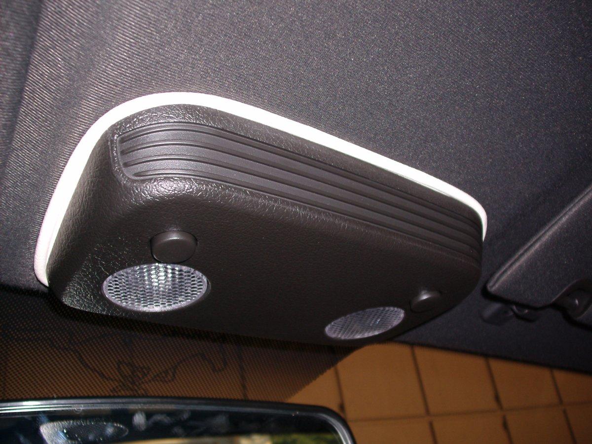 White Welting, Billet Door Lock Pins, Mustang License Plate Frame ...