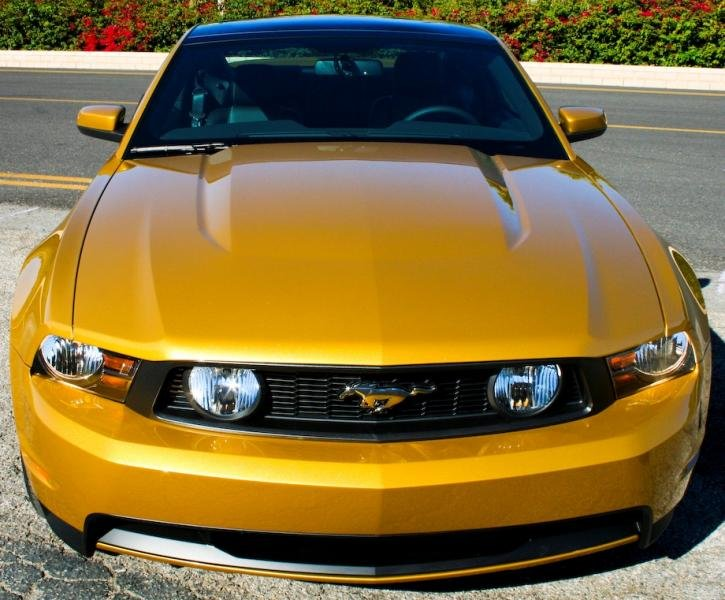 Do You Have A Aztec Gold Mustang Ford Mustang Forum