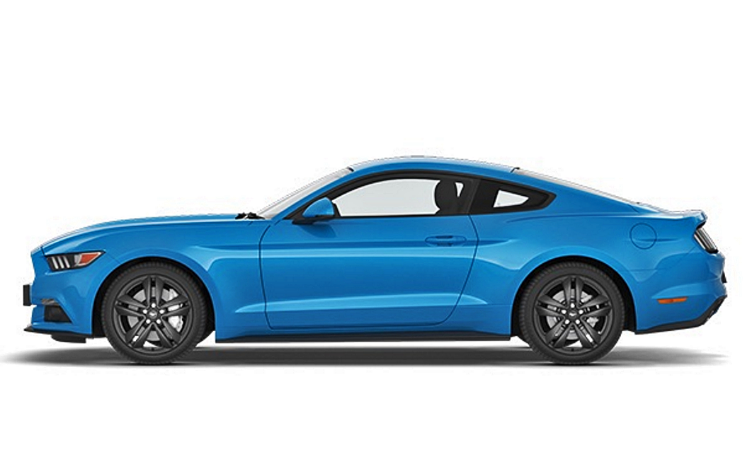 New Mustang Colors for 2017 Leak Early