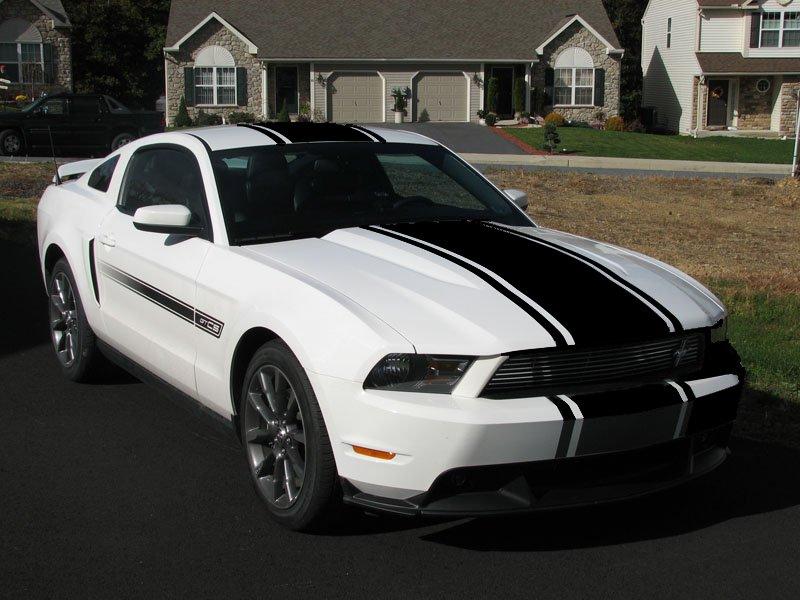 2011 Ford Mustang V8 5.0 Black