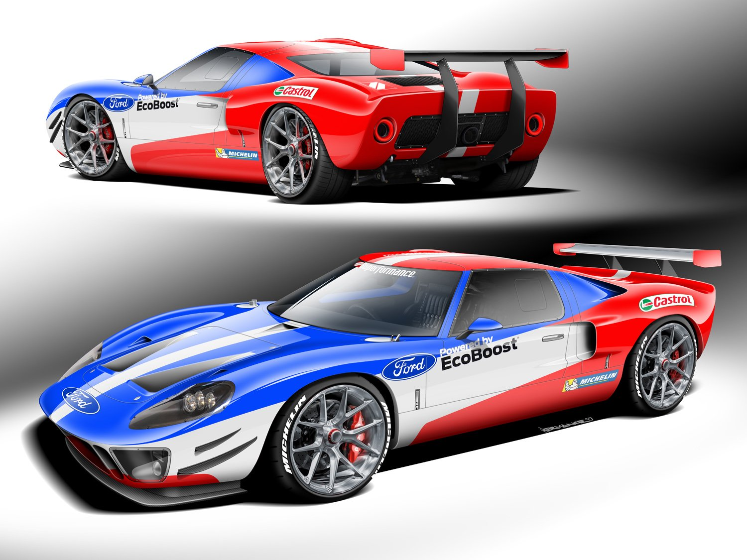 Superformance Puts the Least Interesting Part of the Ford GT Into the GT40
