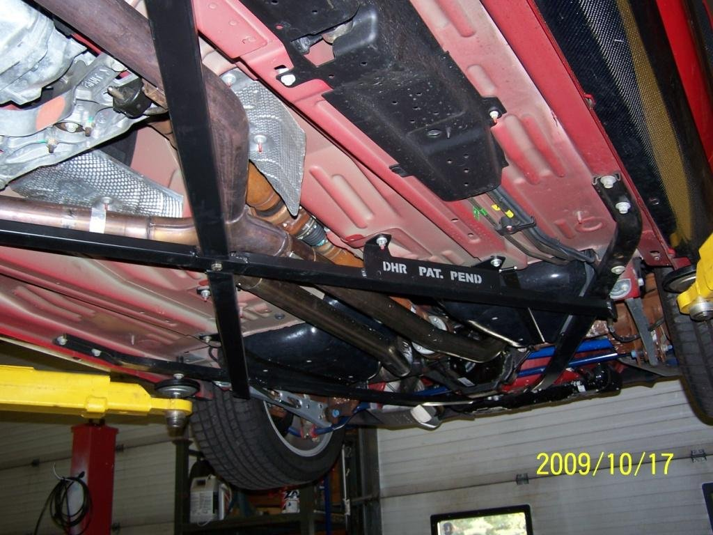 Subframe Connectors for Convertibles - Ford Mustang Forum