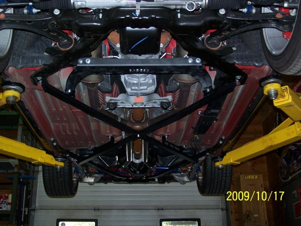 Subframe Connectors For Convertibles Ford Mustang Forum