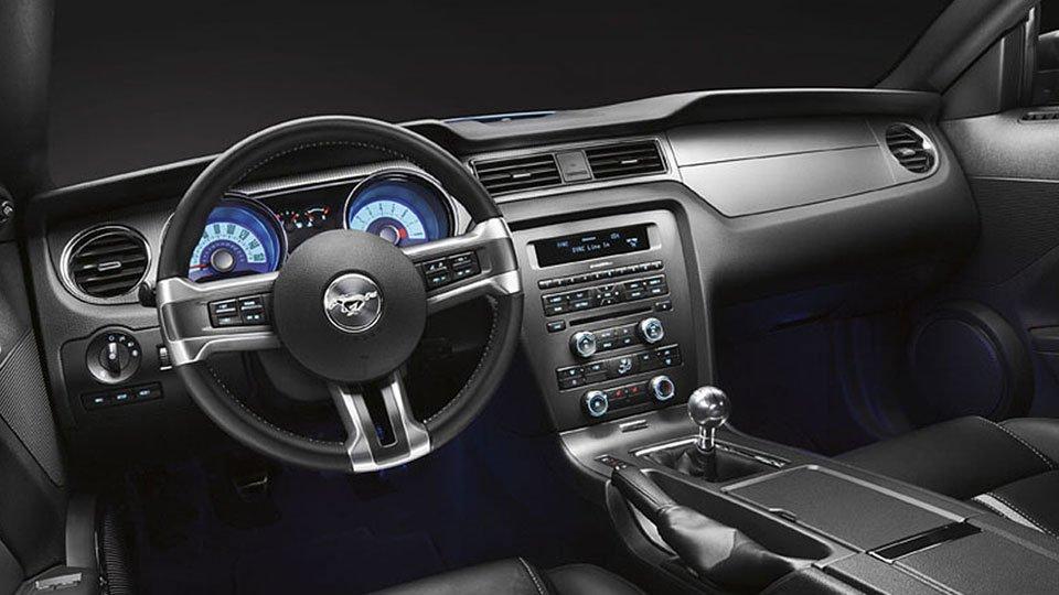 Ford Shaker 500 Speakers