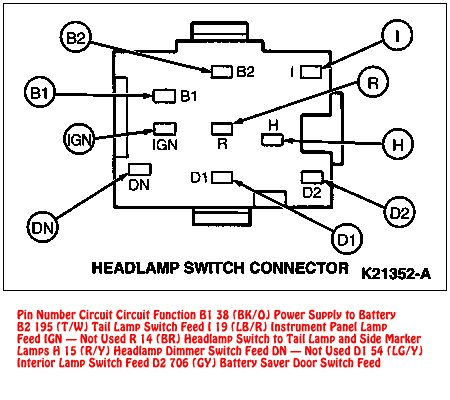 164165d1348451561 light switch wiring headlight switch diagram wiring diagram ford f150 headlights the wiring diagram 1986 Ford F-250 Fuel System Wiring Diagram at fashall.co