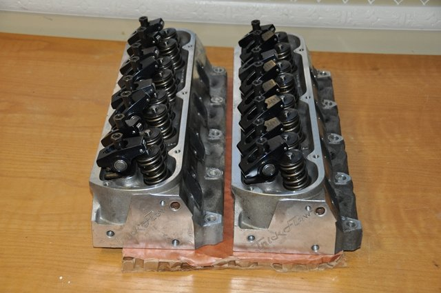 91 Mustang Gt >> Please help ID these TrickFlow Cylinder heads - Ford Mustang Forum