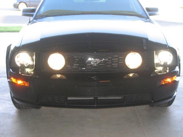 91 Mustang Gt >> Saleen HID Headlights - Ford Mustang Forum