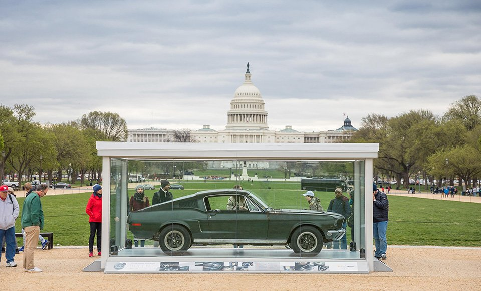 Mr. Bullitt Goes to Washington