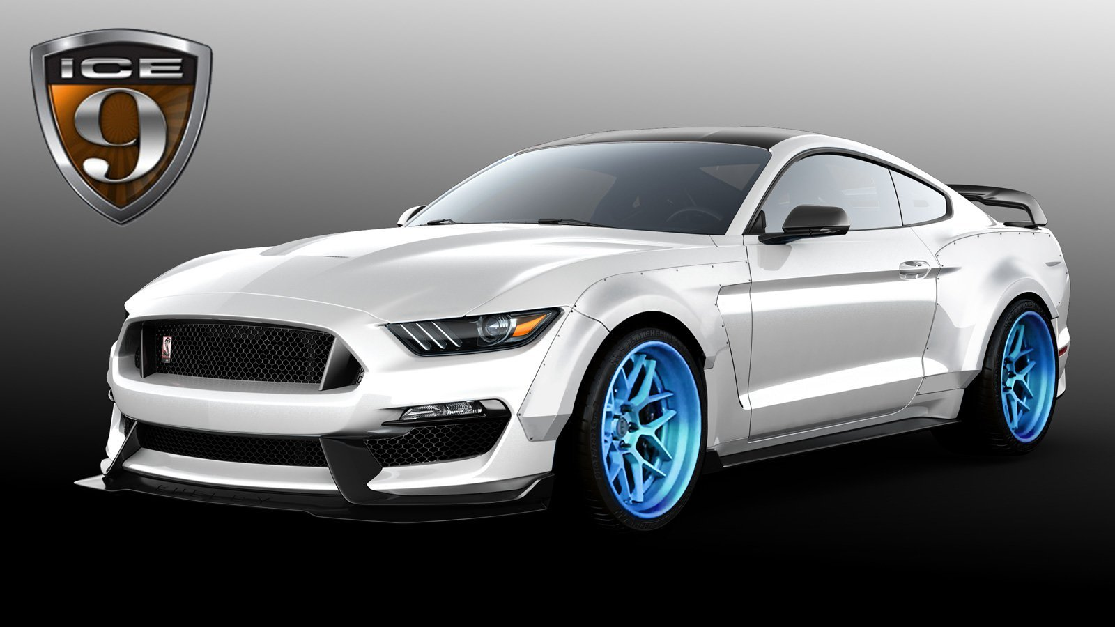 ice nine check out ford's stable of 8 custom sema show mustangs  at bayanpartner.co
