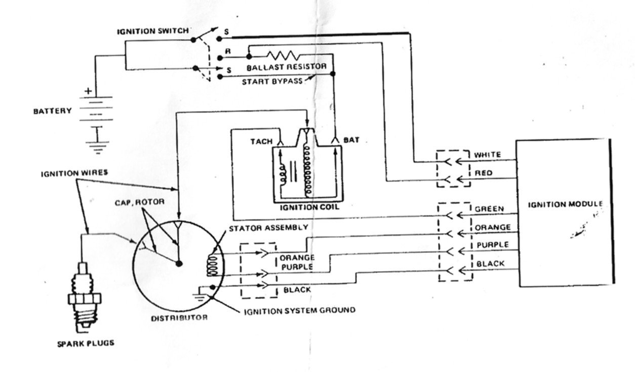 please help duraspark ignition no spark - ford mustang forum ingnition switch wiring diagram 89 mustang 1969 mustang ignition switch wiring diagram