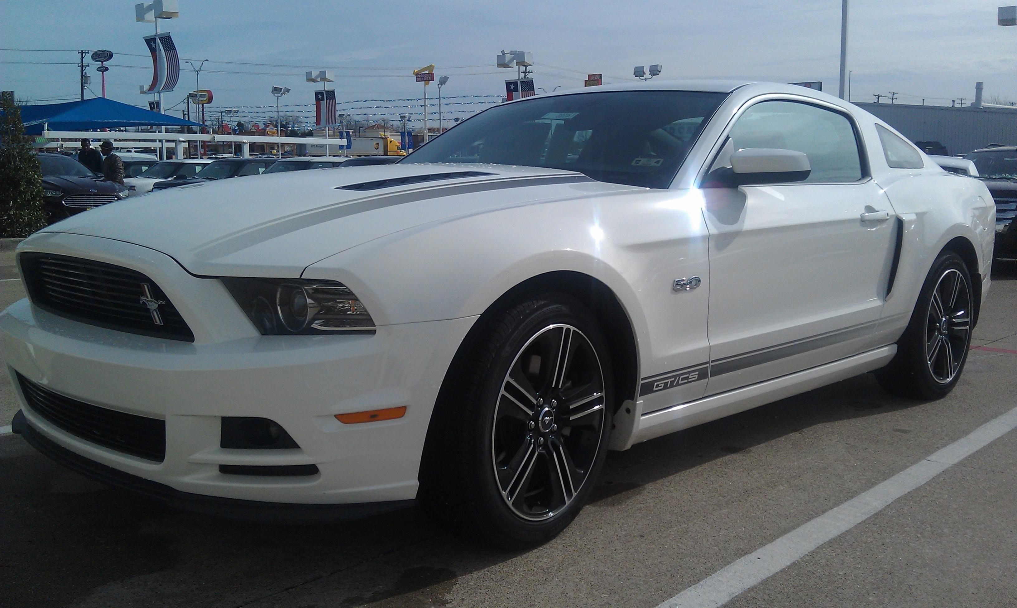 2013 GT CS A6 Short Review Ford Mustang Forum