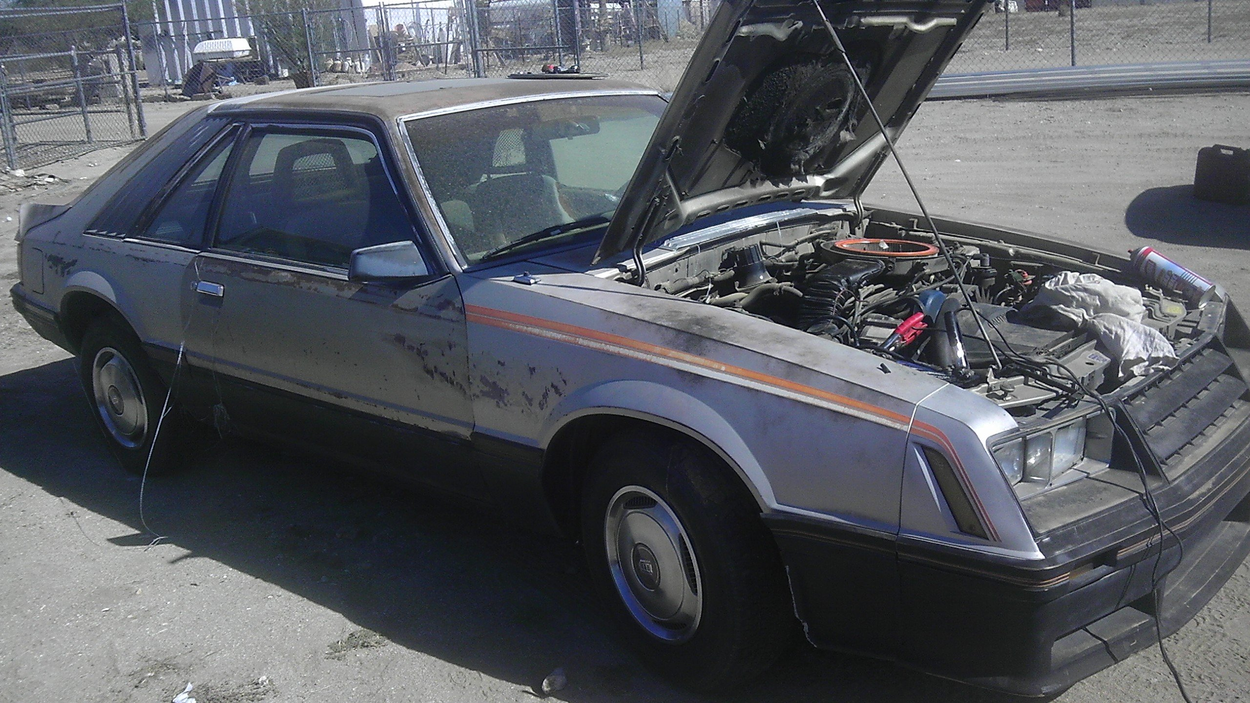 hey im new to this 79 2 3l turbo indy pace car