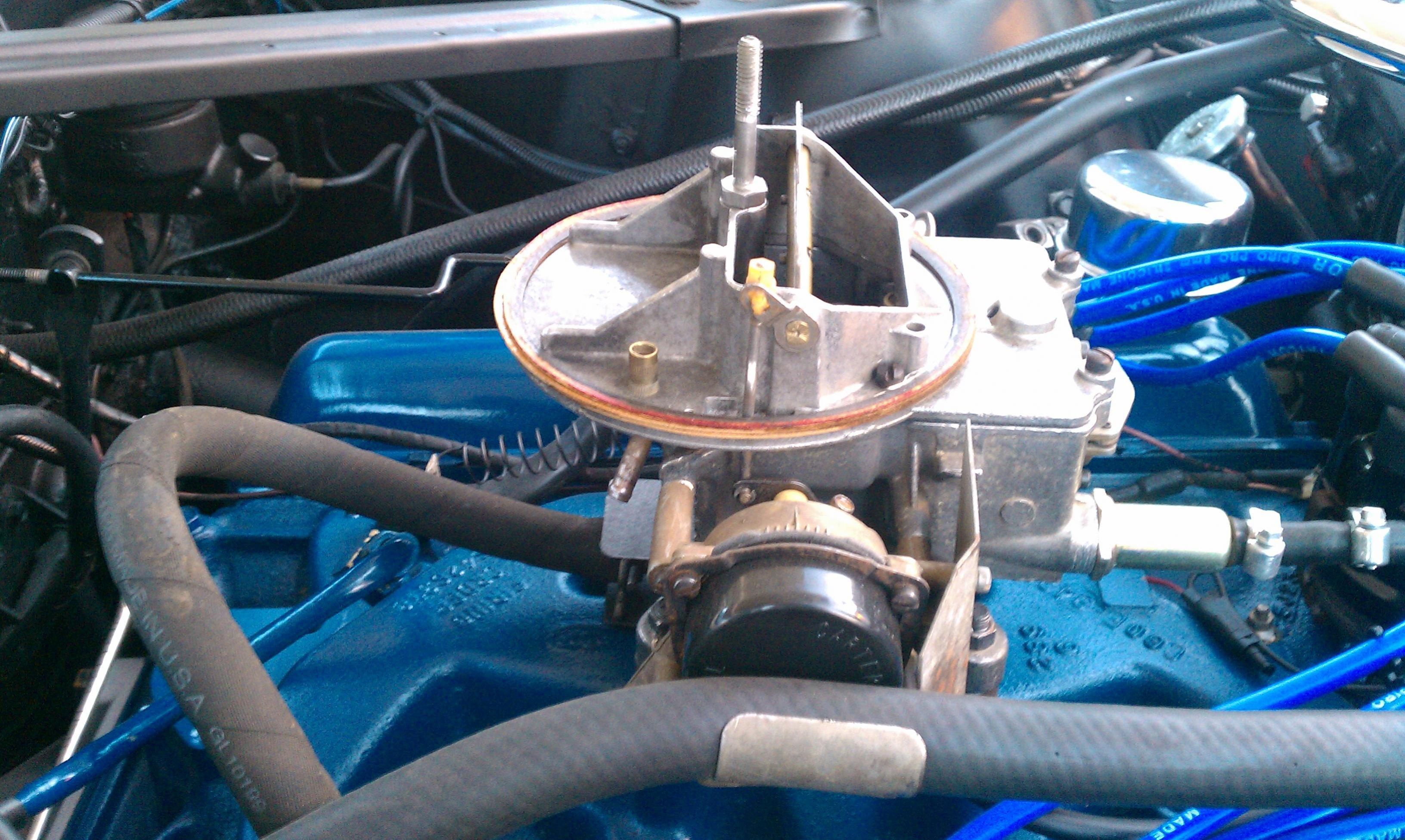 1966 2v Carburetor Question Ford Mustang Forum