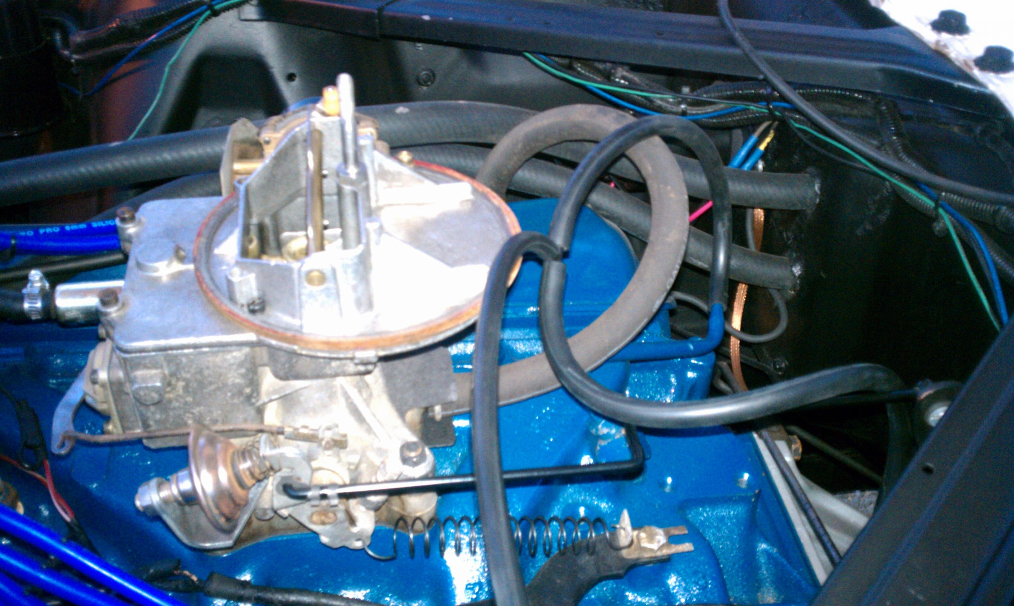 1968 Mustang V8 Engine Diagramon Vw Alternator Wiring Diagram