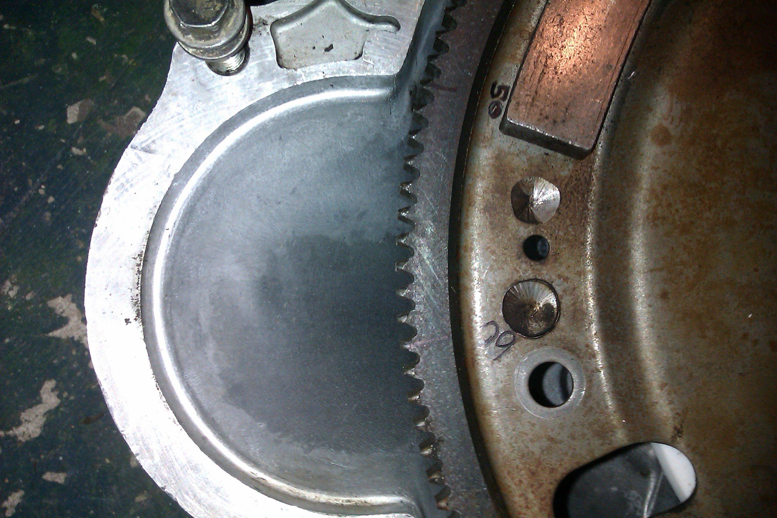 Ford 302 Flexplate Installation - livindisk
