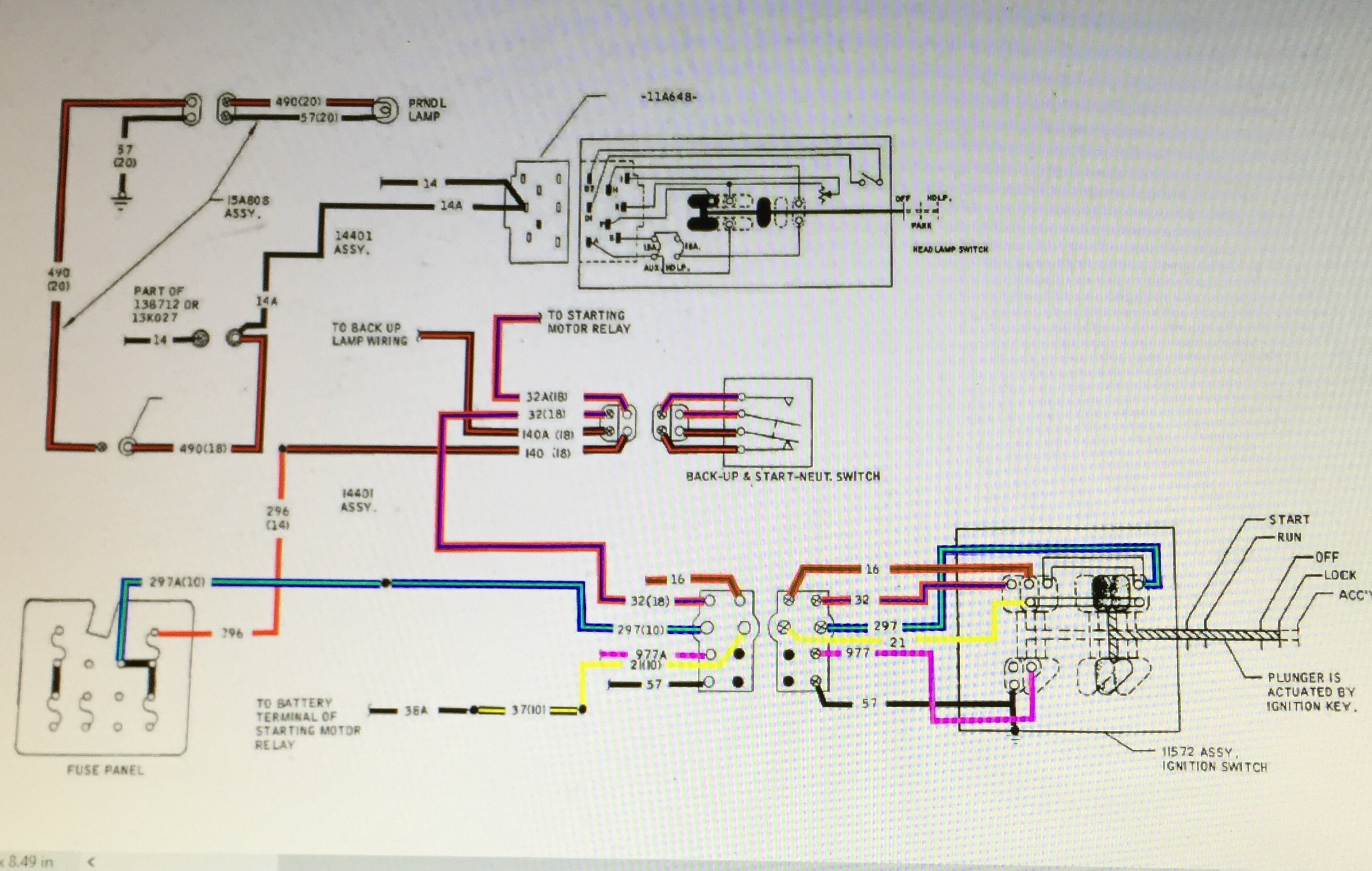 Allison Neutral Safety Switch Wiring Diagram Trusted Gm Bm Shifter Micro Automatic Transmission Reverse