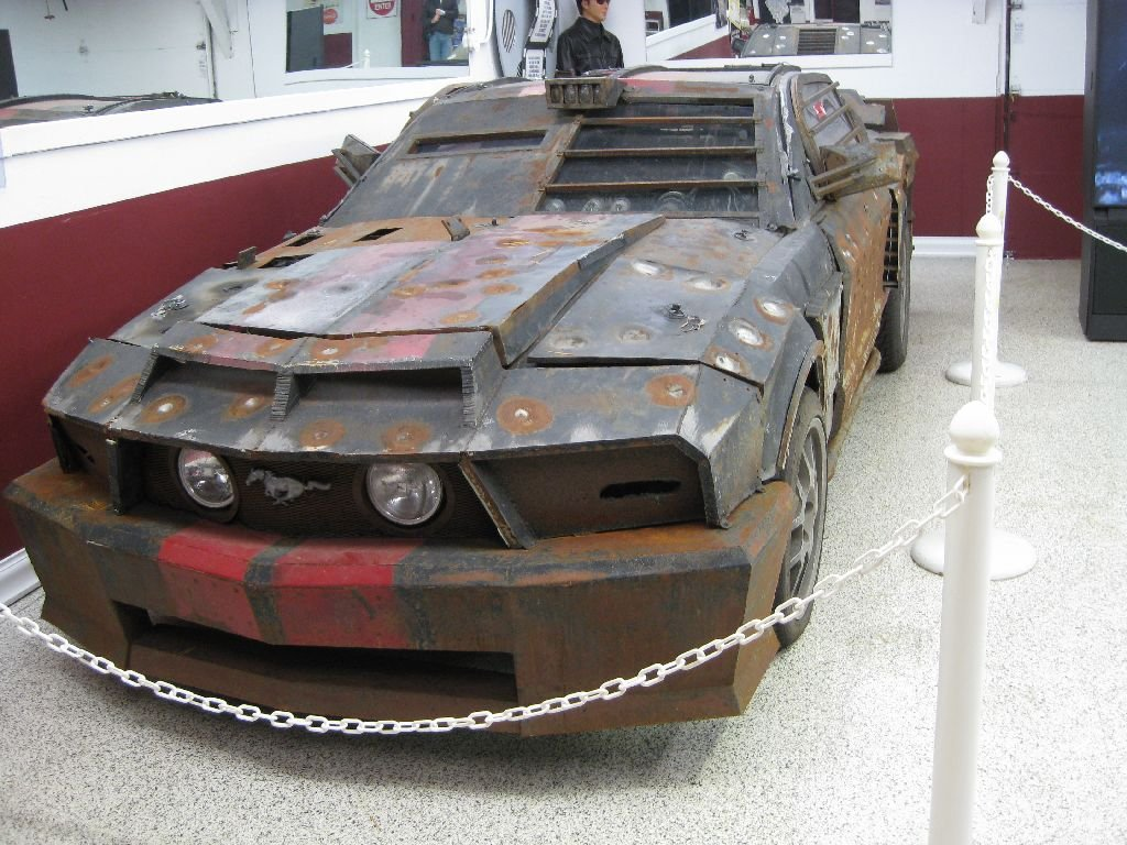 Death Race Movie Video Ford Mustang Forum