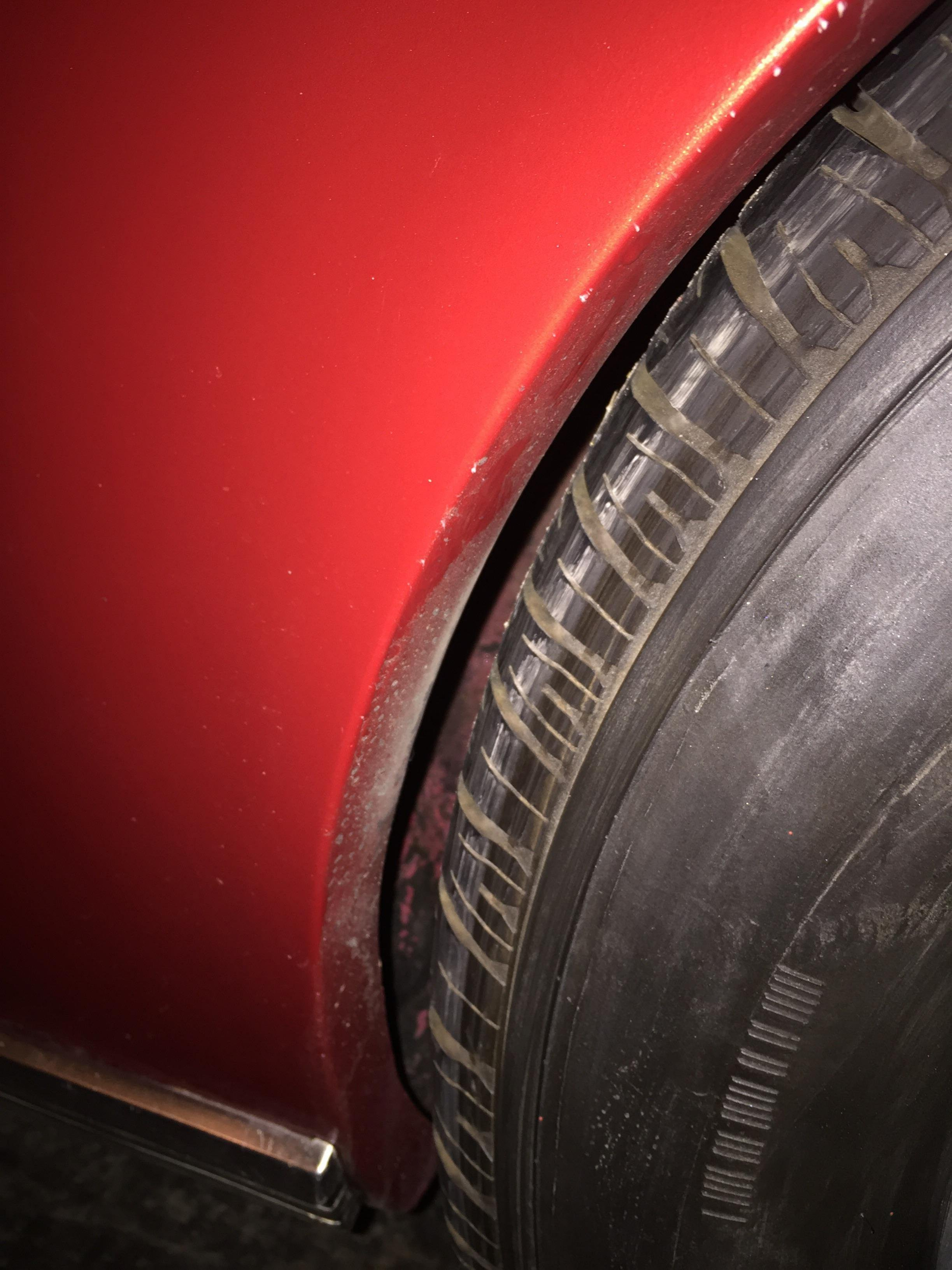 Tire Size Comparison >> 1966 mustang rear tires rubbing - Ford Mustang Forum