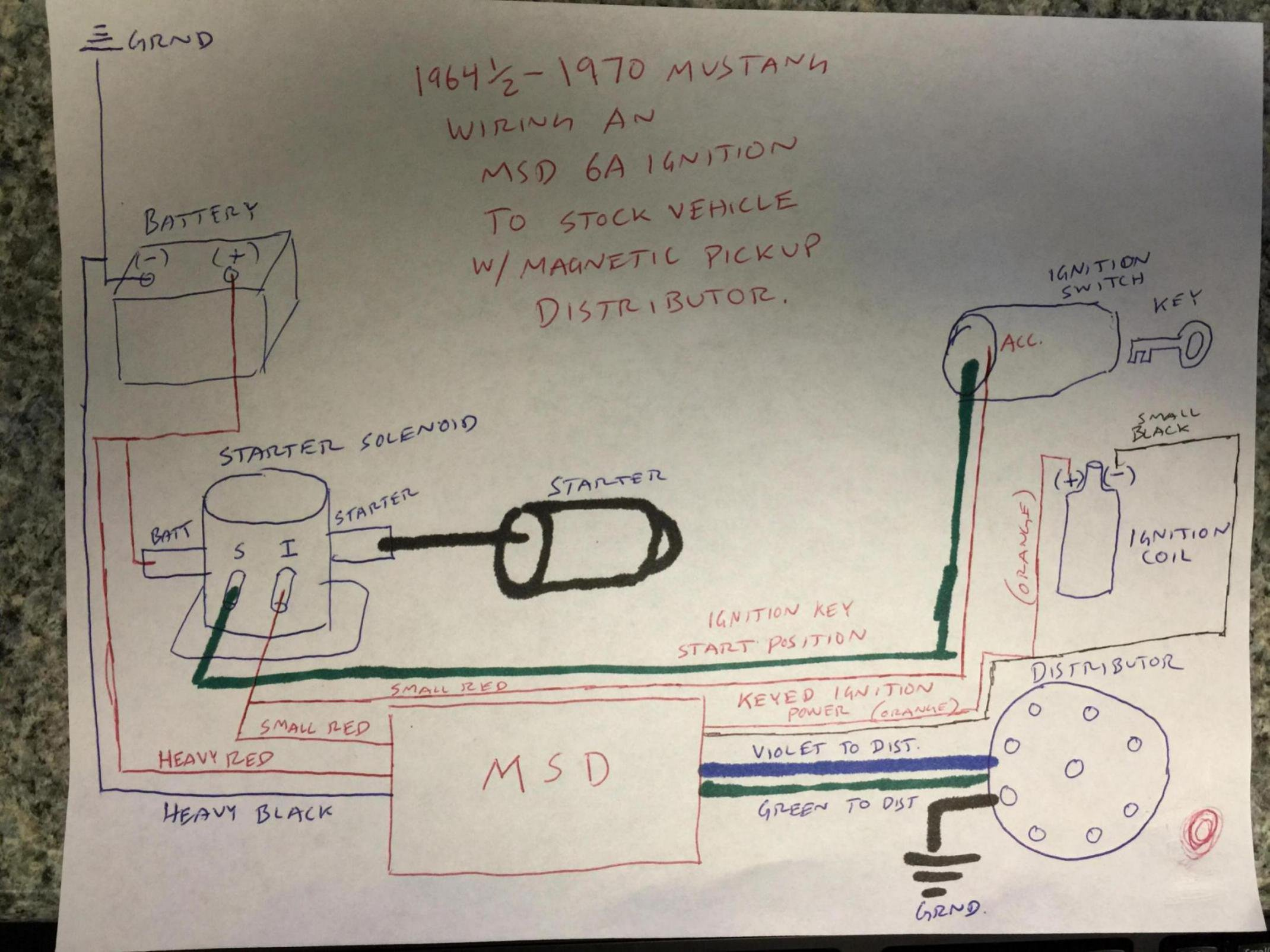 msd 6al wiring diagram hei distributor msd image msd 6a wiring diagram hei solidfonts on msd 6al wiring diagram hei distributor