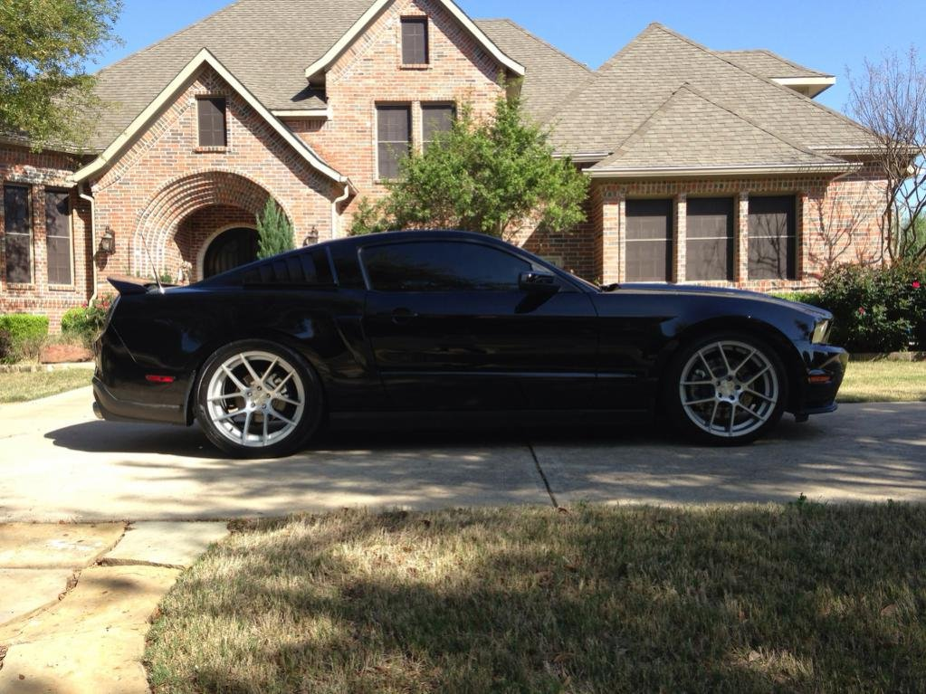 """Tires Brands List >> 10"""" or 11"""" square setup wheels for 2013-2014 GT500 - Ford Mustang Forum"""