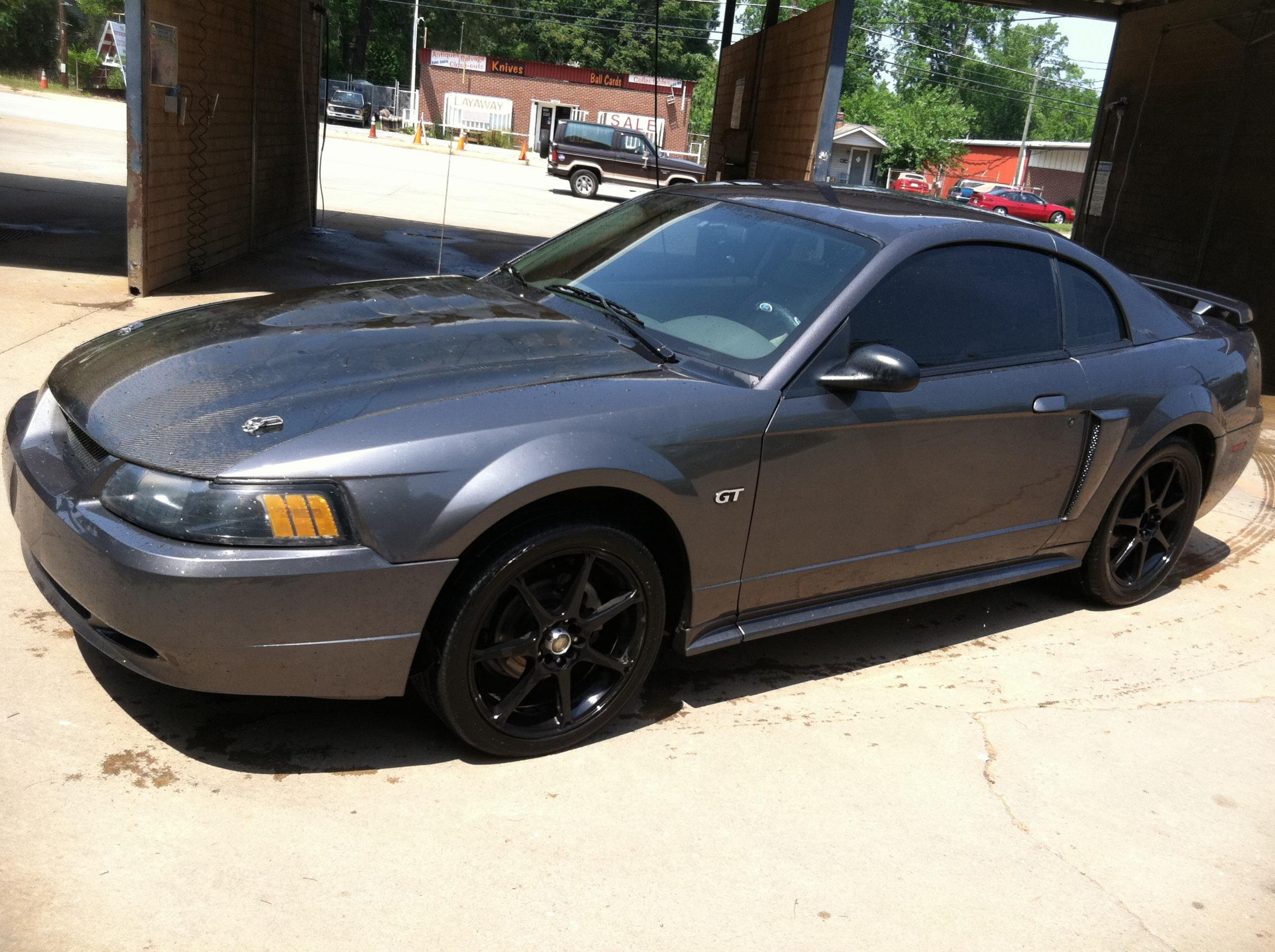 2003 mustang gt bumper replacement ford mustang forum. Black Bedroom Furniture Sets. Home Design Ideas