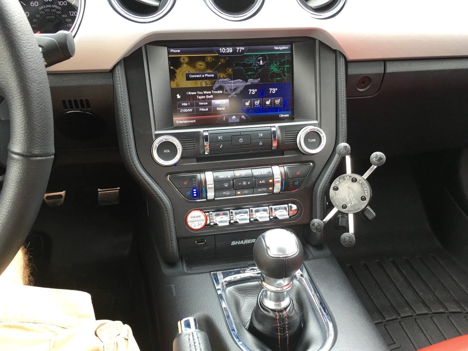 Cell phone car mounts for our mustangs imageuploadedbytapatalk1452654641 768596 jpg