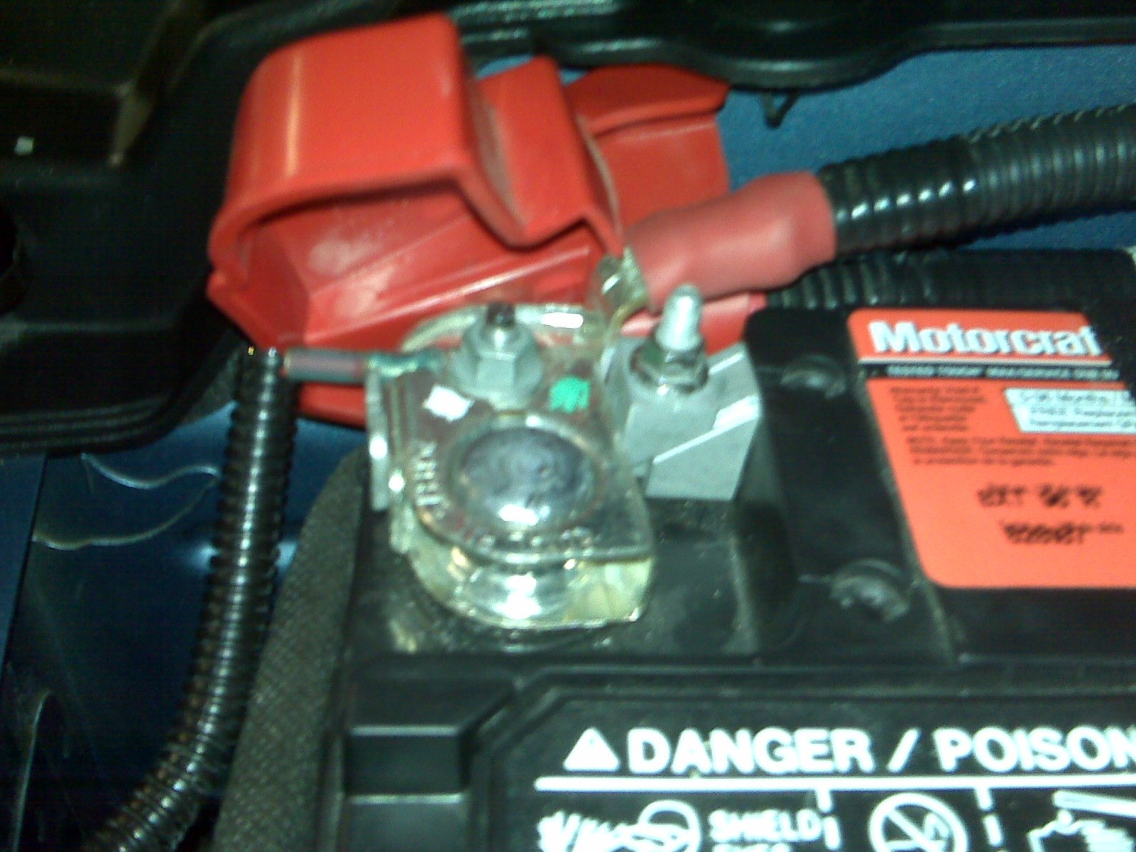 Ford F150 Battery Size Think Wiring Diagram Hooking Positive Terminal Up Problem Mustang Forum