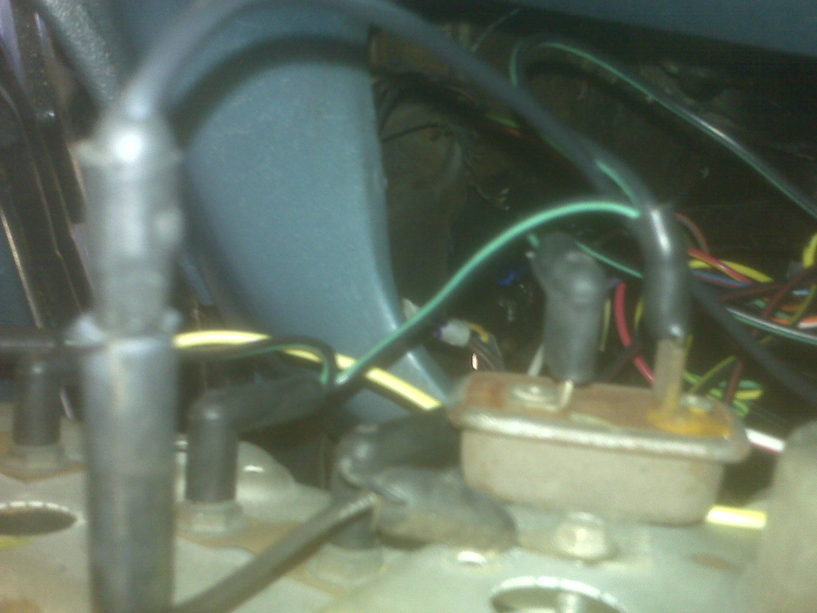 1966 mustang underdash wiring problems can you identify these plugs rh allfordmustangs com 66 Mustang Ignition Switch Wiring 66 Mustang Ignition Switch Wiring