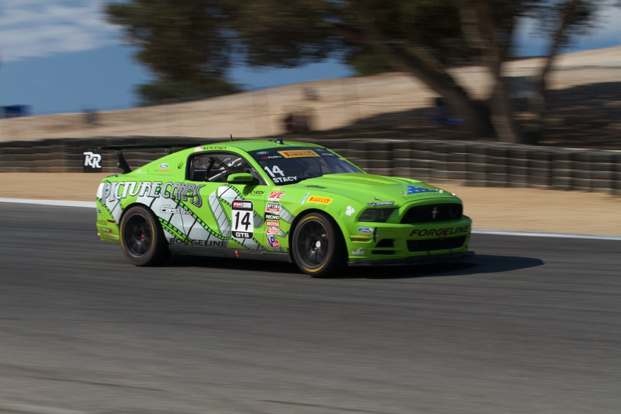 Roush's New Pirelli World Challenge Driver is Just 16