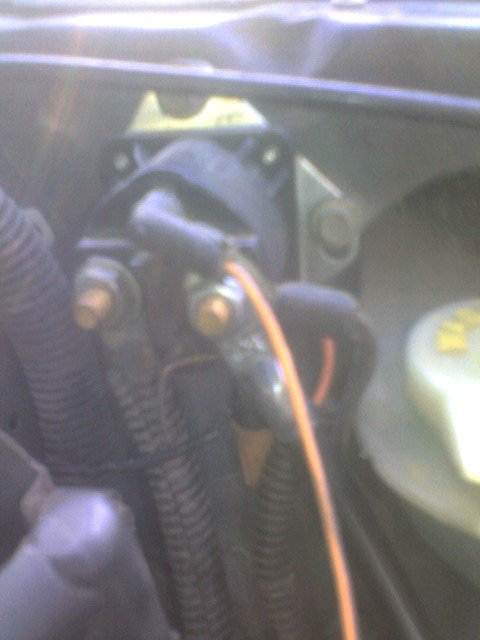 wiring problem with starter relay on 1986 mustang 5 0. Black Bedroom Furniture Sets. Home Design Ideas