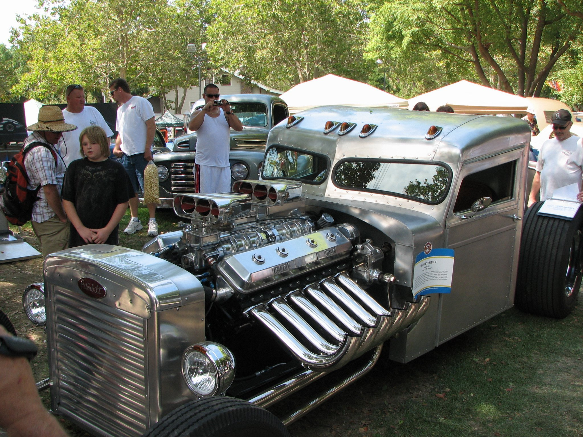 Jason Blog: Hot Rod Car Shows