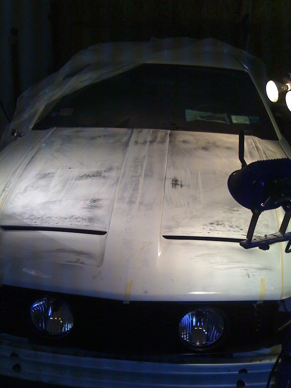 D Custom Ram Air Duct Cervini Concept Hood Img