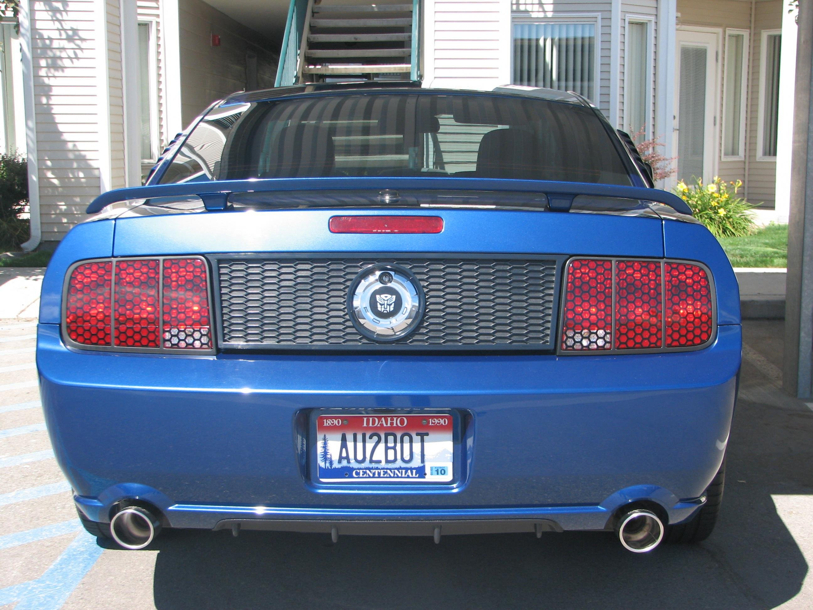 Customized License Plates >> Personalized License Plates - Cool or Stupid? - Ford Mustang Forum