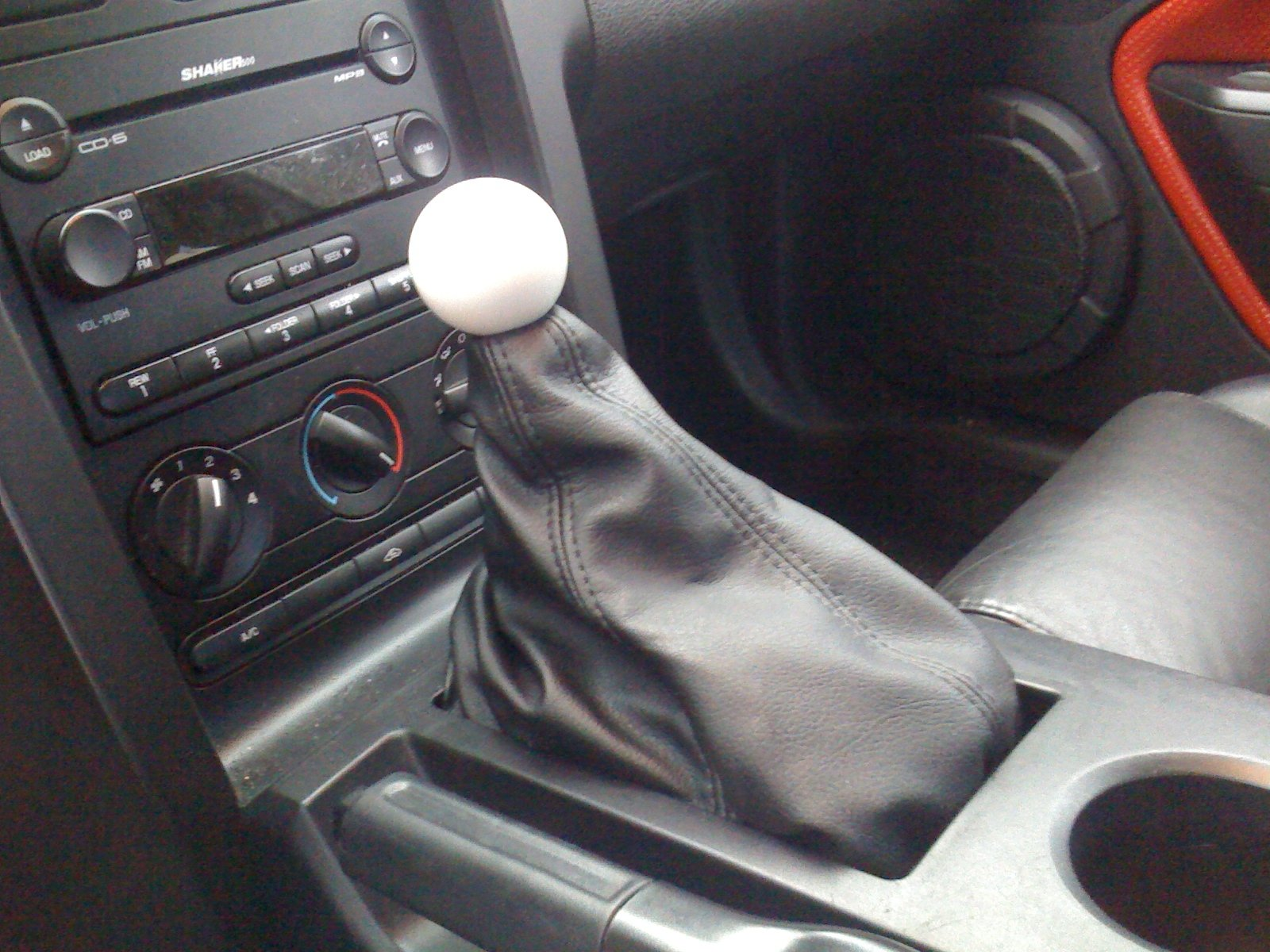 2005 mustang v6 automatic shift knob page 3 ford mustang forum