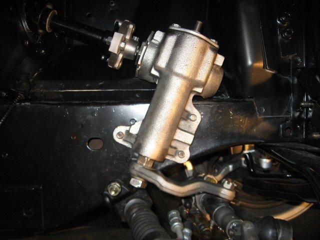 D New Member Having Trouble Mustang Steering Box Img on 1966 Mustang Power Steering Diagram