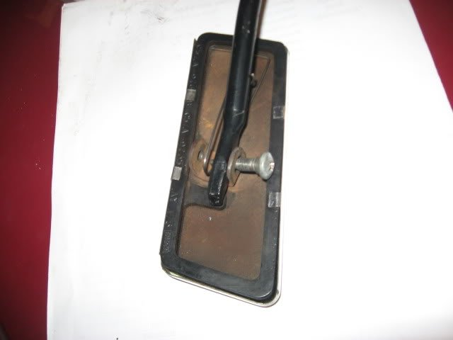 1966 Coupe Gas Pedal Spring Installation Page 2 Ford