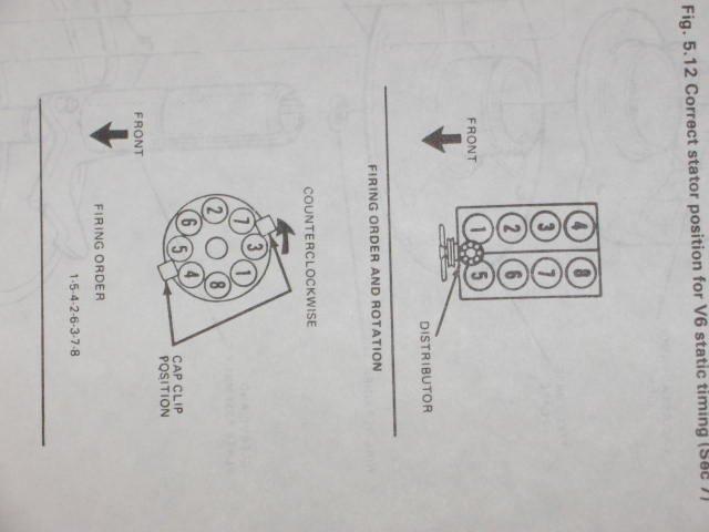 Haynes Manual Firing Order Looks Wrong  Take A Look
