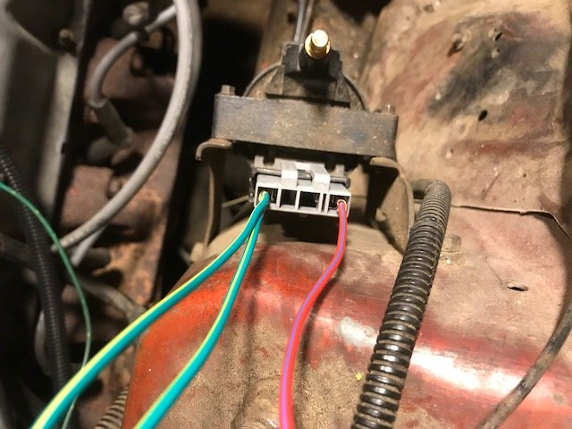1985 Mustang Lx  Gt Ignition Coil Wiring Issue