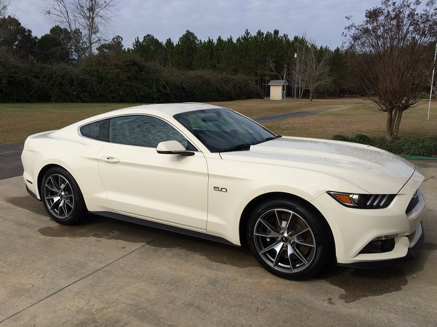 2015 Mustang 50th Anniversary GT - Ford Mustang Forum