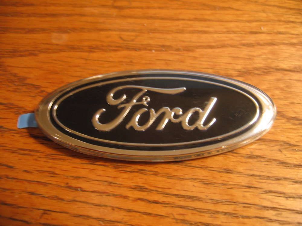 Cool Ford Emblems Ford oval emblem to match