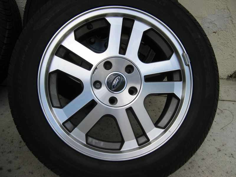 2005 Mustang Wheels >> Will 2006 Oem 17 Wheels Fit A 2011 Gt Mustang