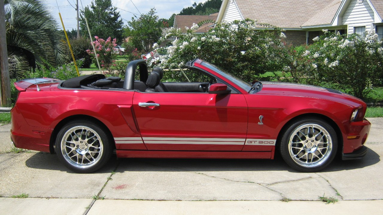 2013 Mustang Gt 500 Coupe Or Convertible Page 2 Ford