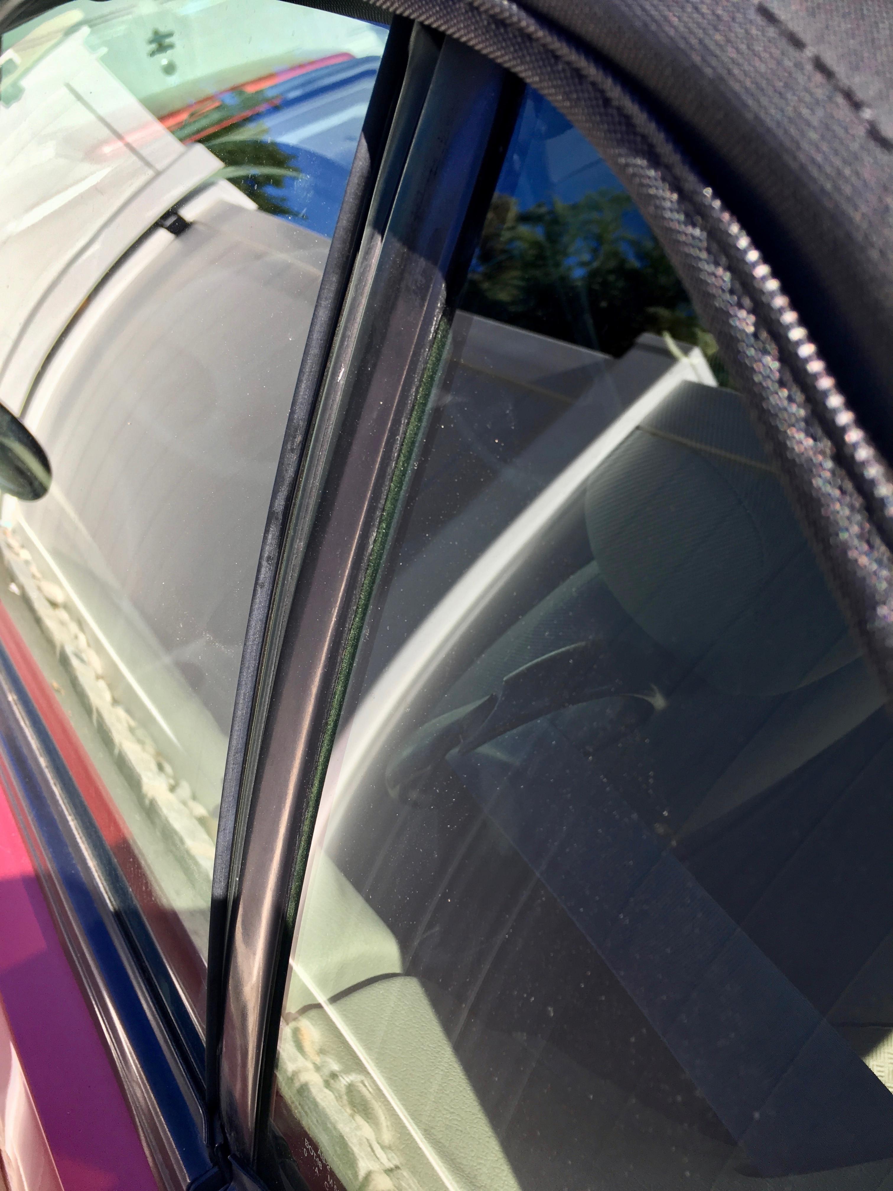 4 Door Convertible >> Window alignment on convertible help - Ford Mustang Forum