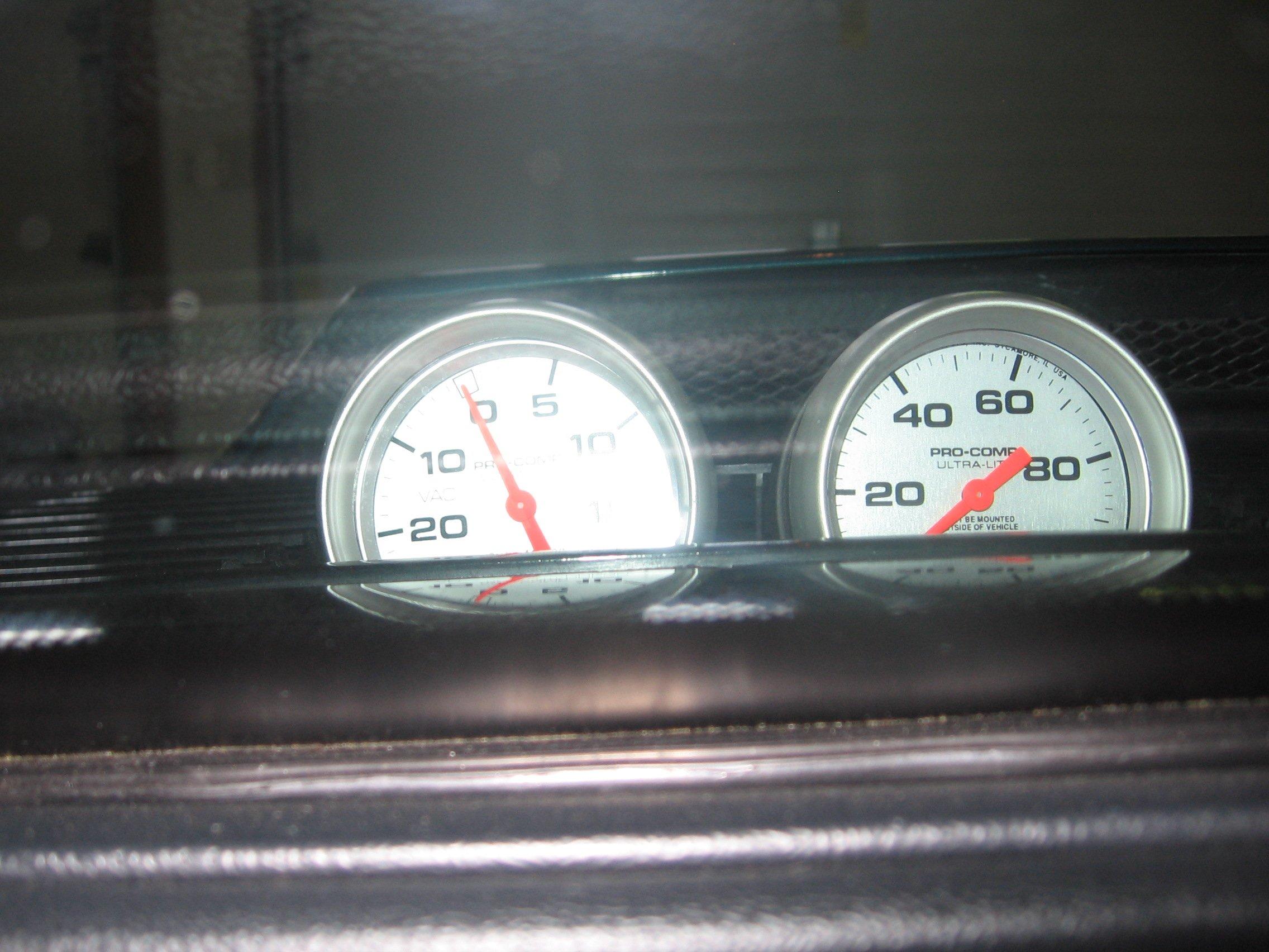 D How Do I Mount Fuel Pressure Gauge Img