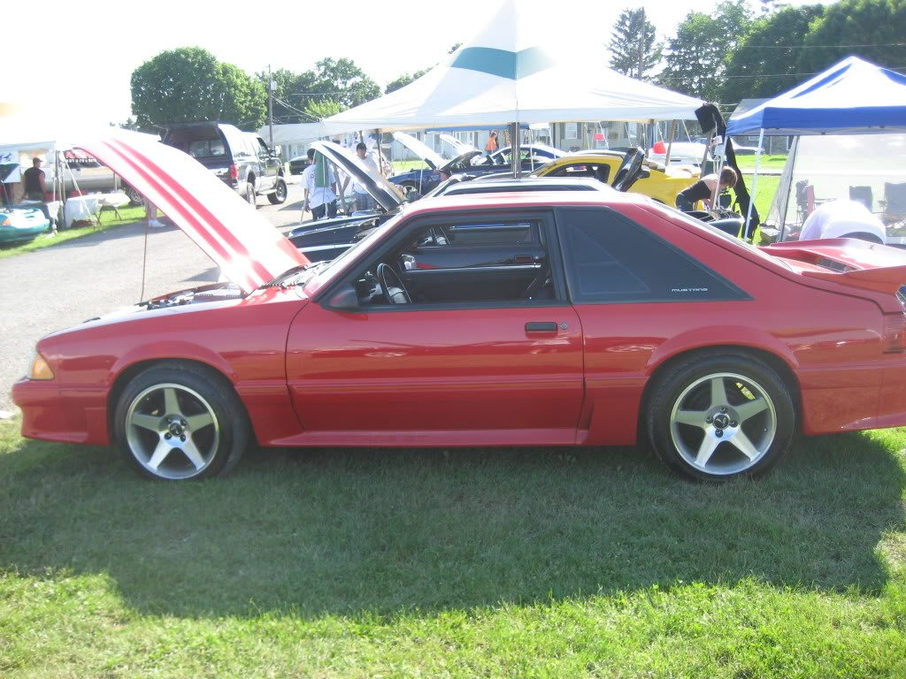 Anyone know where to find 4 lug 20032004 Machined Cobra wheels