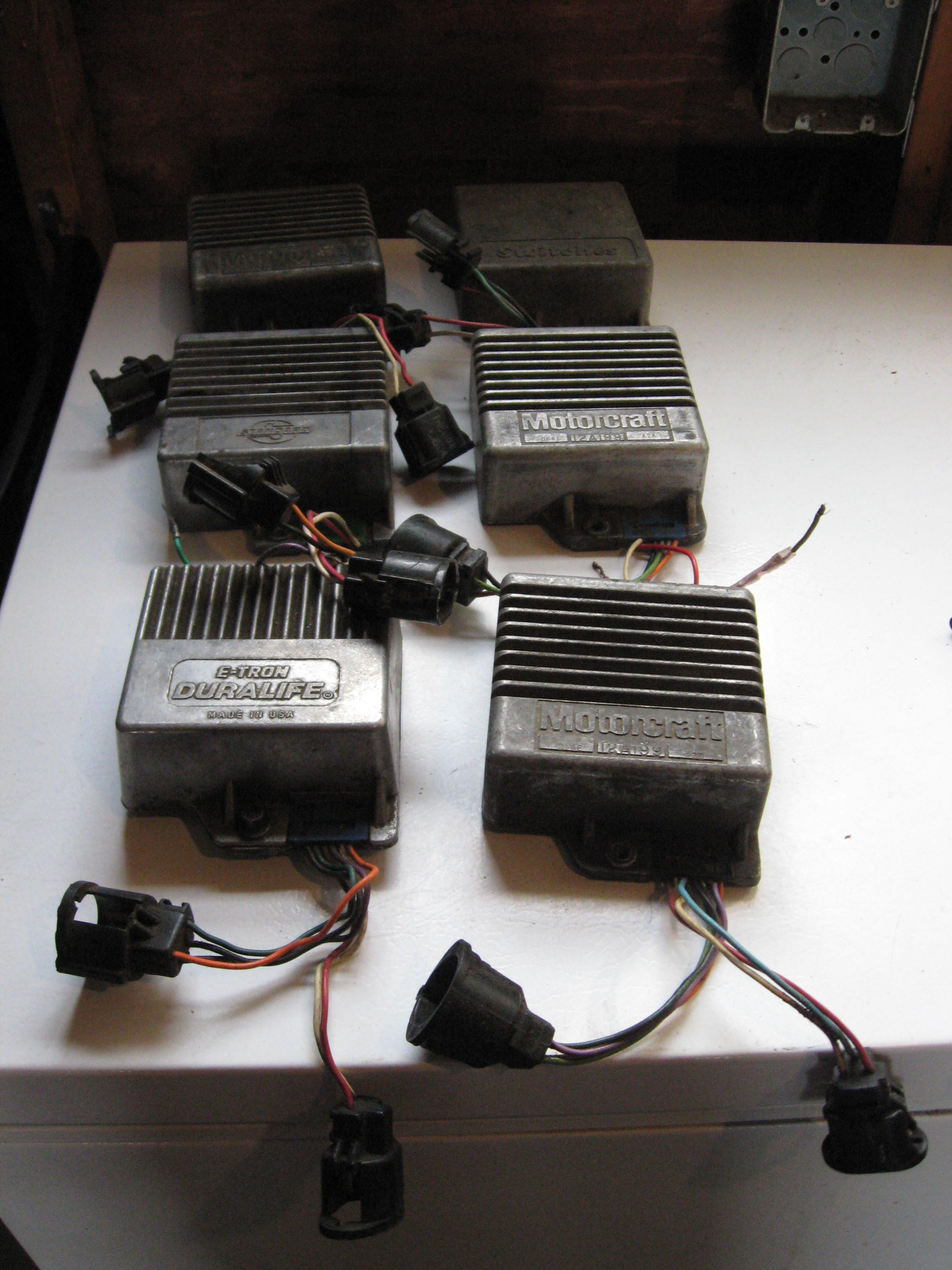 1975 Mustang 302 No Wires On My Coil So Which Ones Do I Need Ford 1976 Wiring Diagram