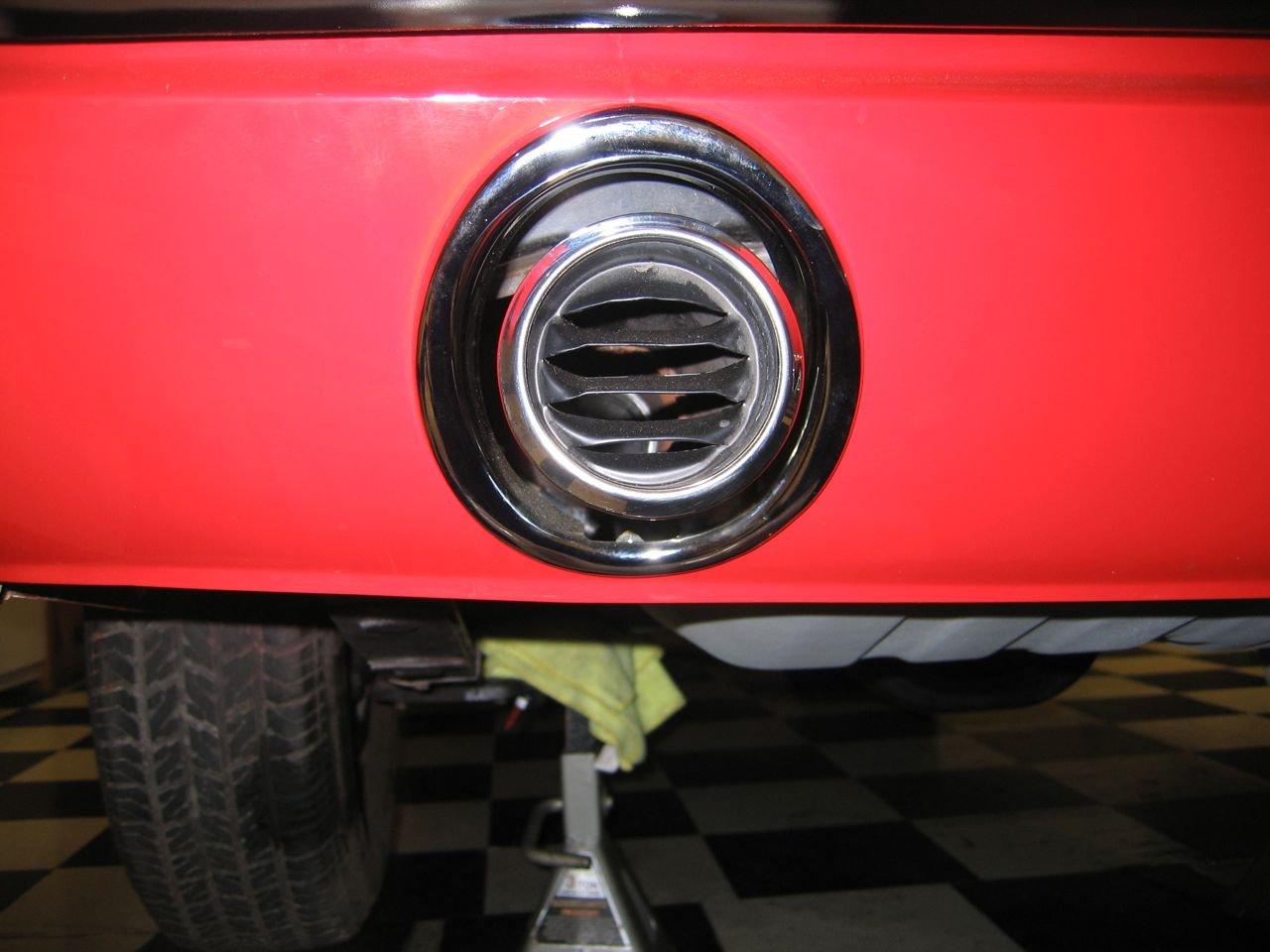 04 Mustang Gt >> 1965 Mustang GT Exhaust Tips - Ford Mustang Forum