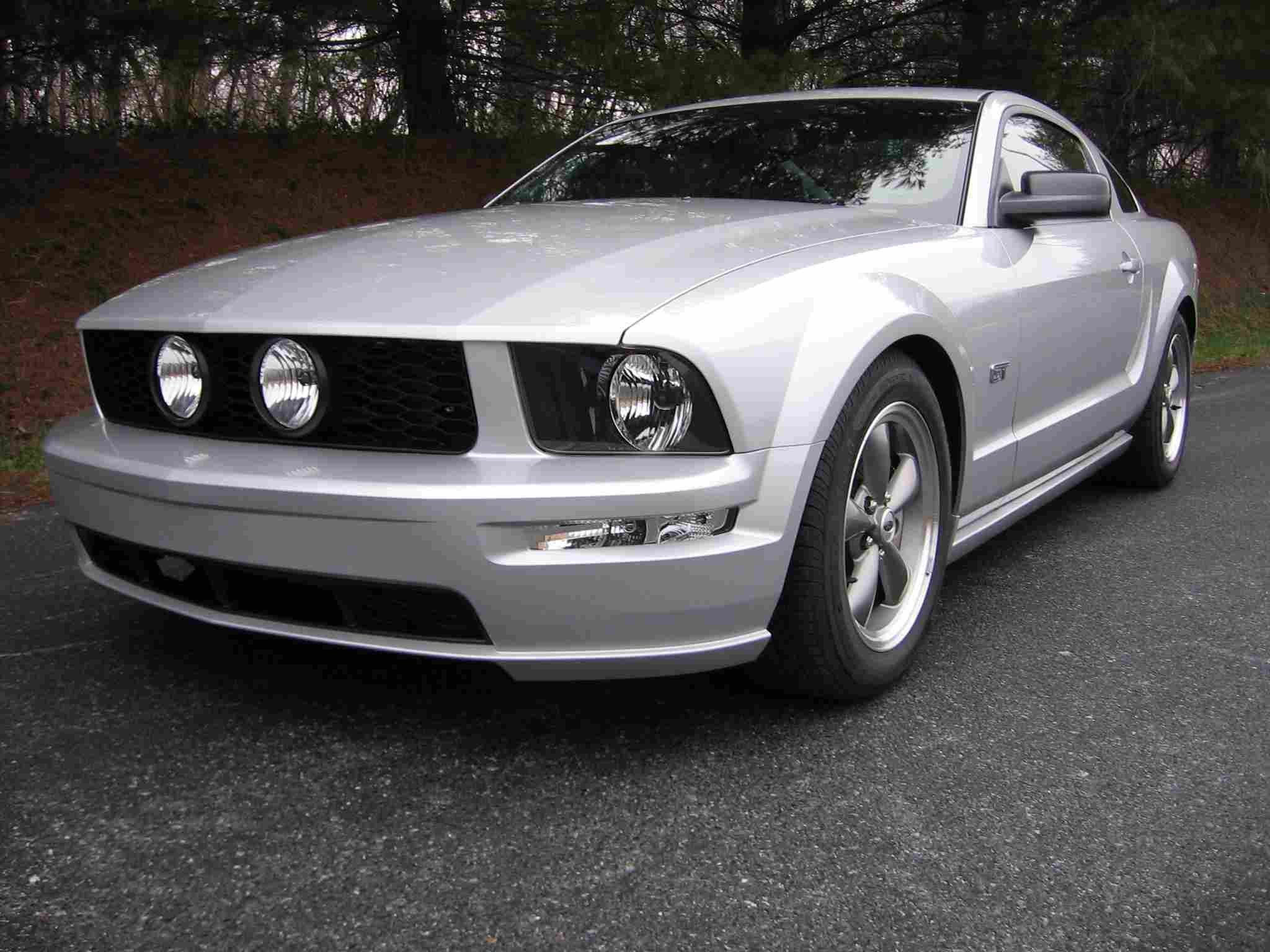 D Installation Corner Lenses Clear Rear Side Markers Mustang Gt Img