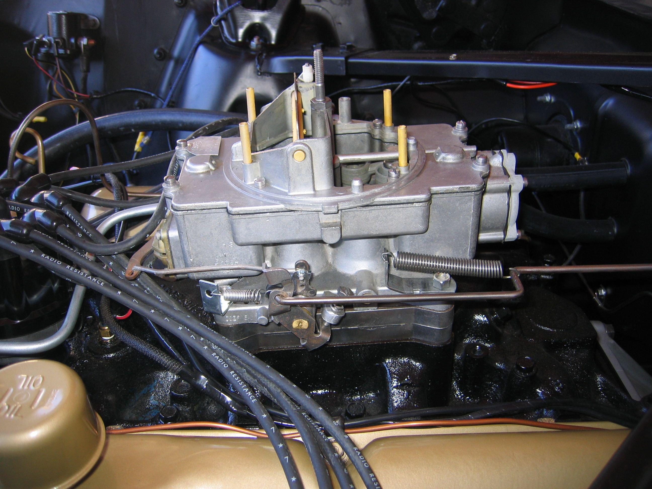 65 Ford Mustang >> Double throttle return spring for a 1964 1/2 Mustang - Ford Mustang Forum