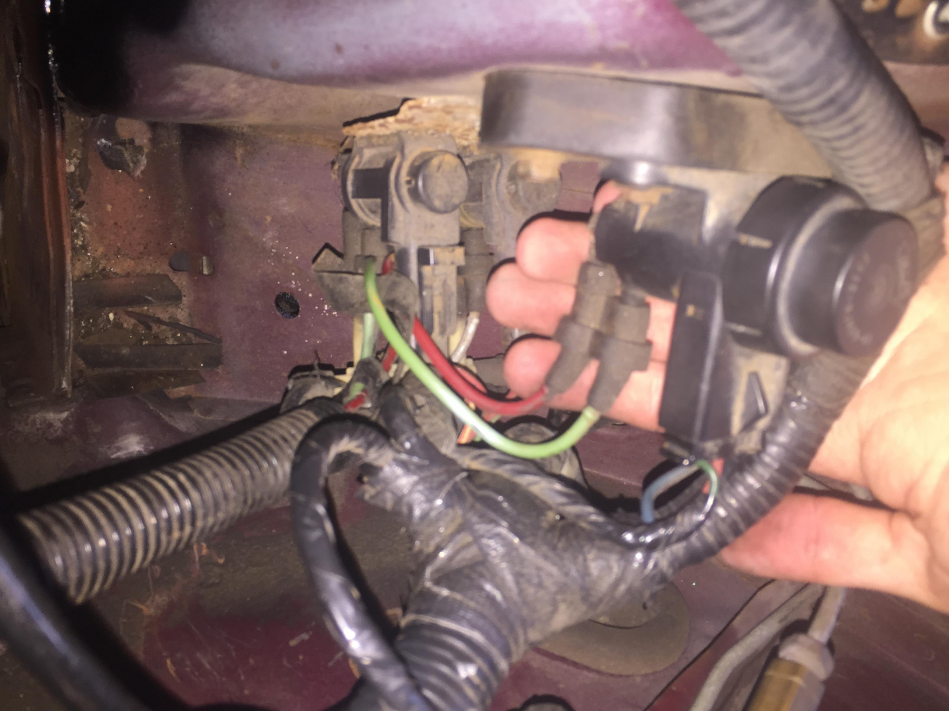 89 Fox Body Vacuum Line Help